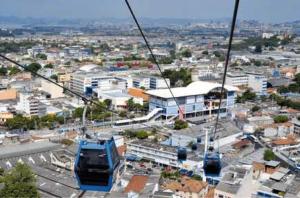 Enseignements technologiques transversaux – Tramway Aérien de Rio de Janeiro