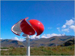 Des mini-éoliennes françaises au design personnalisable