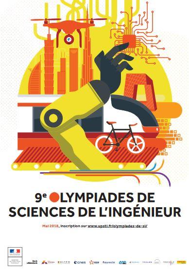 LES OLYMPIADES DES SCIENCES DE L'INGENIEUR